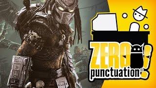 ALIENS VS PREDATOR (Zero Punctuation) (Video Game Video Review)