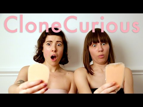 We cloned our vaginas! - Clone-a-Pussy...