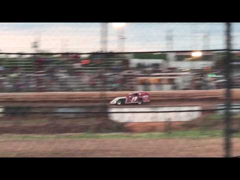 Abilene Speedway 6-26-17 - Chris Elliott Mod Heat Win