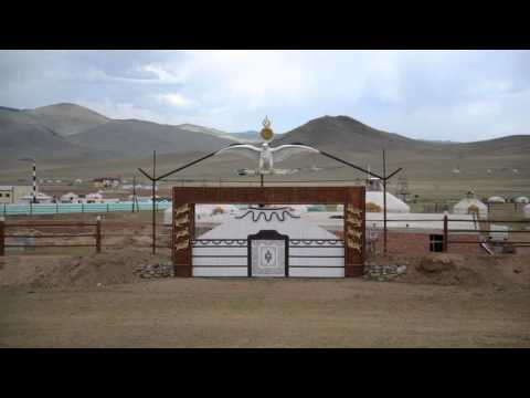 Western in Mongolia on YouTube