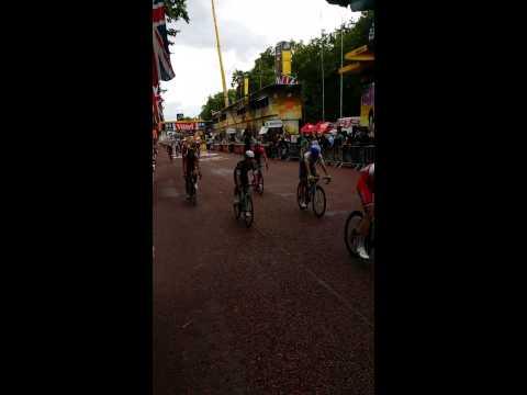 Marcel Kittel wins stage 3 of Tour de France 2014