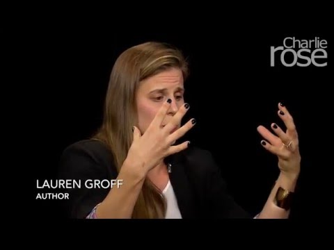 Author Lauren Groff on her writing process (Jan. 19, 2016) | Charlie Rose
