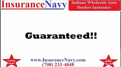 Indiana wholesale car dealers insurance & auto dealership bonds