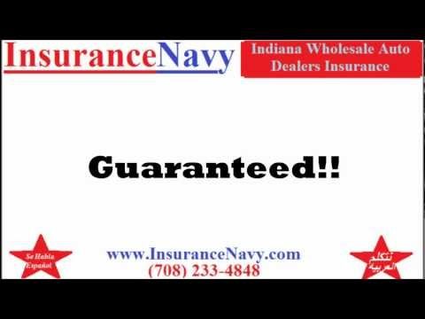 Indiana wholesale car dealers insurance & auto dealership bonds