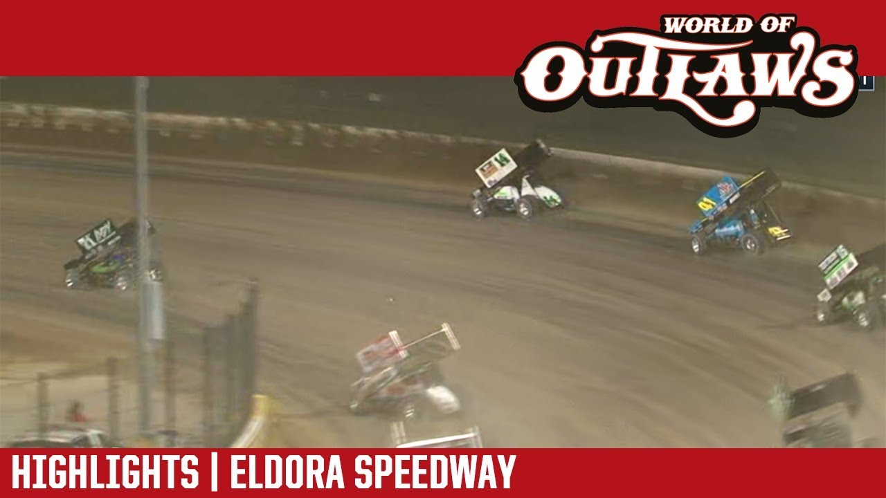 world-of-outlaws-craftsman-sprint-cars-eldora-speedway-october-14-2018-highlights