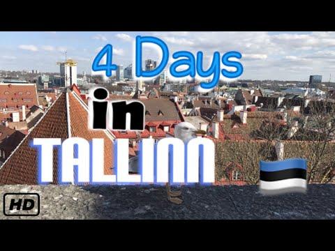 4 Days in Tallinn - Estonia