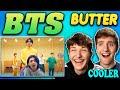 BTS - 'Butter' Cooler Remix MV REACTION!!