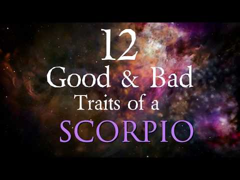 12 Good And Bad Qualities Of A Scorpio Buzzpls Com