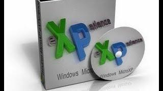 Windows MicroXP - A Windows Hack