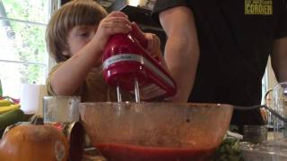 Cooking Fast & Fresh With West! Thanksgiving Feast: Episode 3