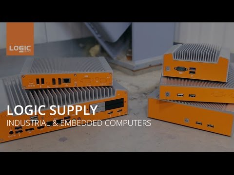 About Logic Supply - Industrial & Embedded Computers