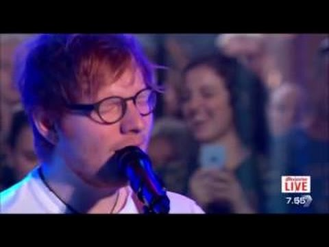 *NEW* Ed Sheeran Australian Interview and Performance 2017 Sunrise Live Special