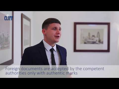 Doing business in Russia main requirements for legal procedures