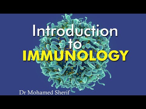 Introduction to Immunology (Updated 2021)