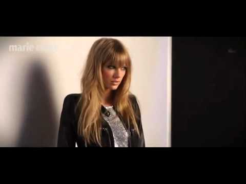 Taylor Swift – Marie Claire UK Photoshoot Behind The Scene  #Trend