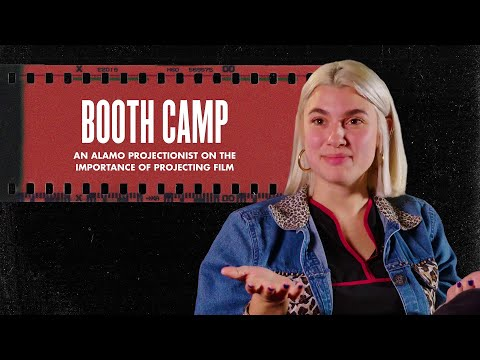 Welcome To Booth Camp: An Alamo Projectionist On The Importance Of Film