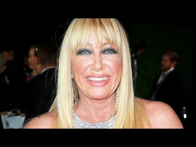 ✅  Suzanne Somers Celebrates Turning 73 in Her Birthday Suit