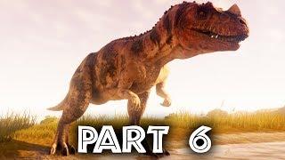 Jurassic World Evolution Gameplay Walkthrough Part 6 - CERATOSAURUS