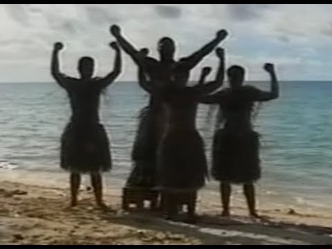 Hungry Giant on the atoll island of Kiribati-Baha'i Musical*ENJOY*