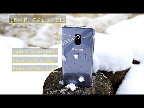 Samsung Galaxy A8 2018 Camera Review (in-depth)
