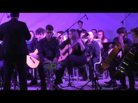 festa europea della musica 21 giugno 2018 liceo musicale Airola Bolero