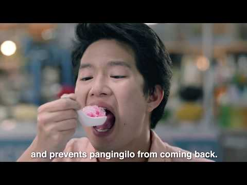 Don't worry about pangingilo from icy desserts with Colgate Sensitive Pro Relief!