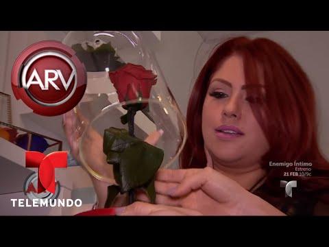 Rosas preservadas, el regalo perfecto para San Valentín | Al Rojo Vivo | Telemundo