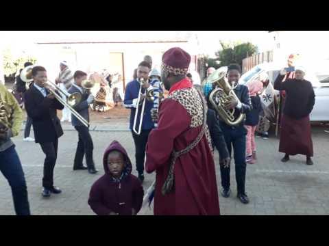 Light Apostolic Brass Band   Hayo Mathata