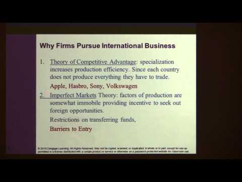 Chapter 1 - Multinational Financial Management