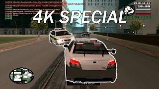 4k Subs Special! Dalinam Bapkes Ir Bėgam Nuo PD