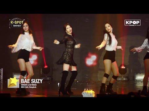 SUZY (수지) 'SOBER' @ 2018 ซูจี 'WITH' in Bangkok