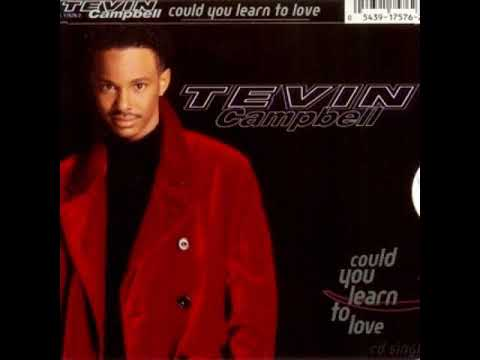 Tevin Campbell Could You Learn To Love (Instrumental)
