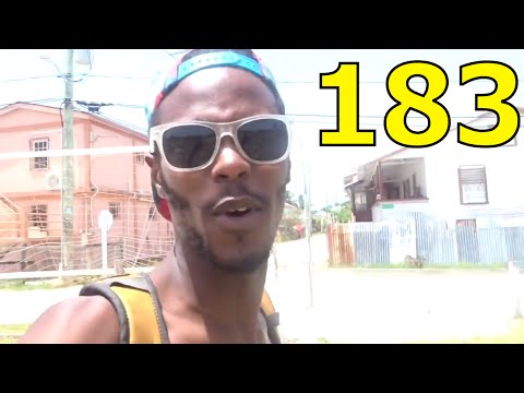 Last day in Belize. Vegan food rant #VLOG 183