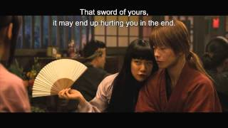 "Rurouni Kenshin ""Samurai X"" Live-Action Movie Official Trailer (English Subbed) るろうに剣心"
