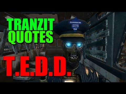 Tranzit Bus Driver Quotes