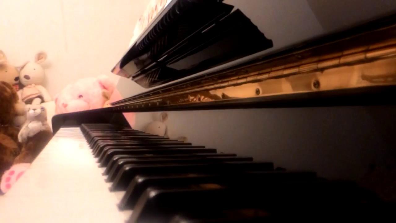 我們的愛沒有錯 «泡沫之夏» 鋼琴 - YouTube