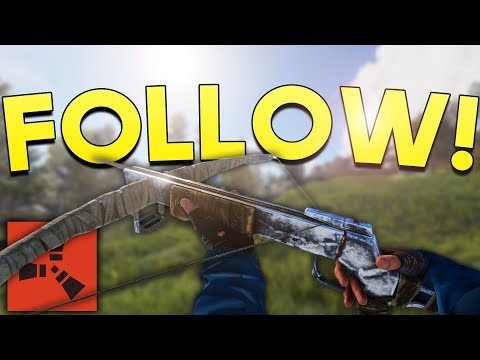 FOLLOWING THE ENEMY! - Rust SOLO Survival #5 thumbnail