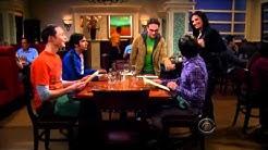 The Big Bang Theory - Rajesh is mad about Leonard and Priya get together