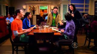 The Big Bang Theory - Rajesh Is Mad About Leonard And Priya Get Together
