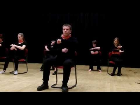 Youth Arts Centre, Contemporary Drama Group, Hungary Trip Show Preview