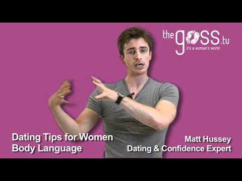 Body language during dating