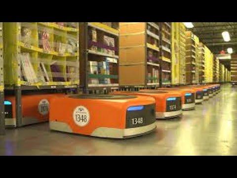 أمازون تطور سترة لحماية موظفيها من الروبوتات العاملة في مصانعها  - نشر قبل 16 ساعة