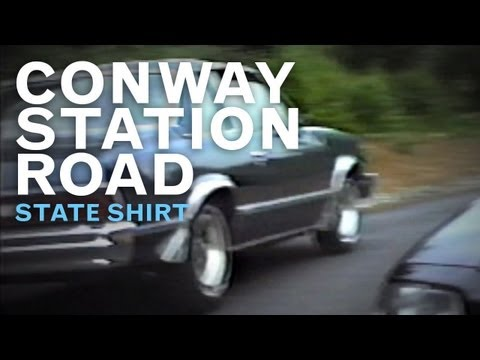 State Shirt - Conway Station Road [music video]