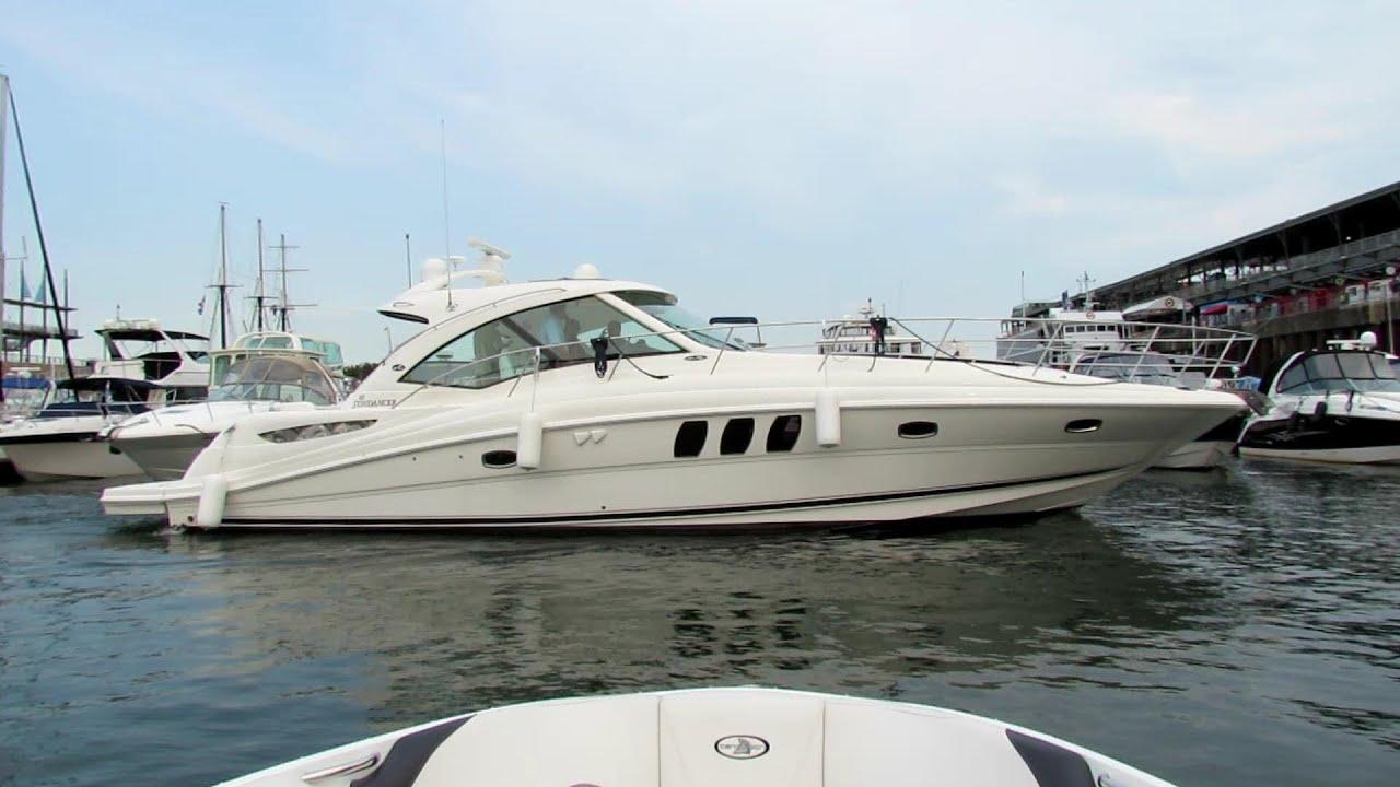 2008 Sea Ray Sundancer 48 Motor Yacht