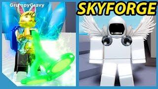 New Tundra World Et Skyforge in Roblox Drilling Simulator (en)