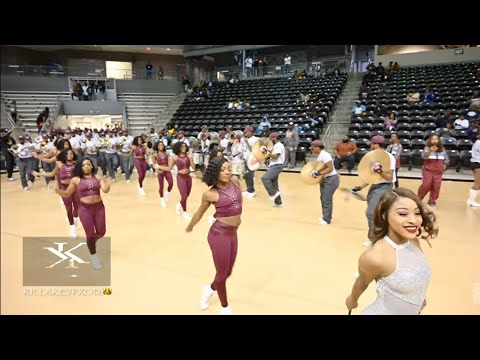 Texas Southern University - Marching In To