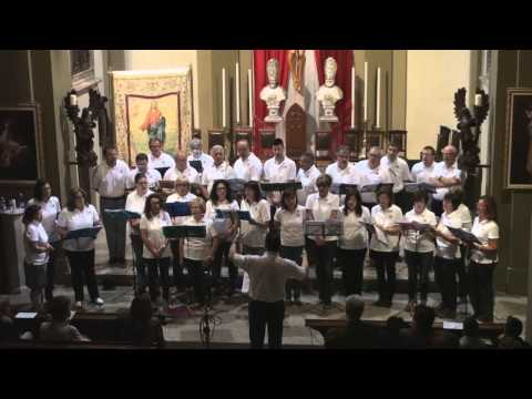 Coro Tre Ponti - Grande sei tu! (How great thou art)