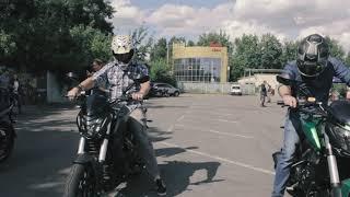 bajaj DOMINAR 400 UG  - презентация и тест-драйв от АРТМОТО