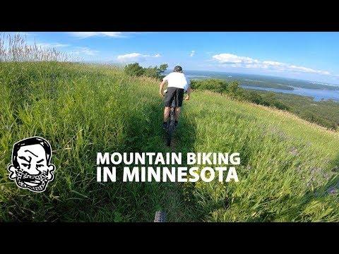 Mountain Biking in