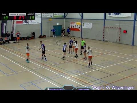 KV Wageningen 1-Tweemaal Zes 1